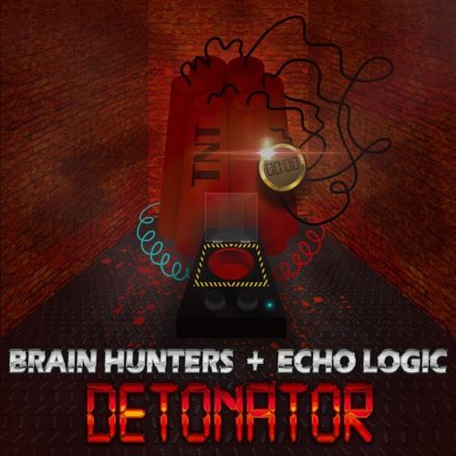Echo Logic Vs. Brain Hunters - Japanica
