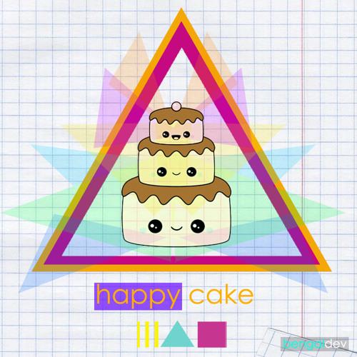 Happy Cake (Preview) - Scalene Universe