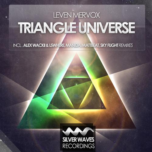 Leven Mervox - Triangle Universe (Teaser)