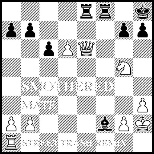 Gonzales - Smothered Mate (Street Trash Jazz Chess Edit)