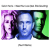 Calvin Harris - I Need Your Love (feat. Ellie Goulding)(Paul R Remix)(PREV)