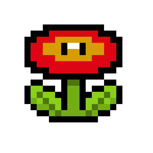 My Lovely Fire Flower