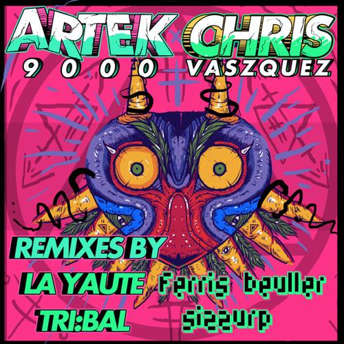 Artek9000 x Chris Vazquez - Majora Ep.. DL Link in description.