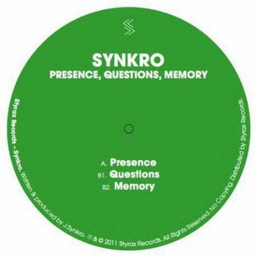 Synkro - Memory (Tacit cover)