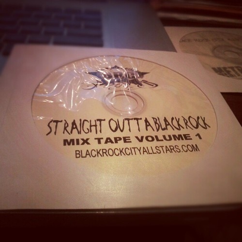 Straight Outta Black Rock The Mixtape Volume 1