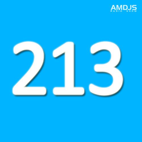 AMDJS Radio Show VOL213 (Feodor AllRight & Elena Mechta)