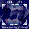 Mœnia---Déjame entrar (Versión Demo) Portada del disco