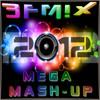 [MEGA MASH-UP] DJ Earworm Vs. Pop Danthology - 2012 POP SONG (BFMIX Remix)