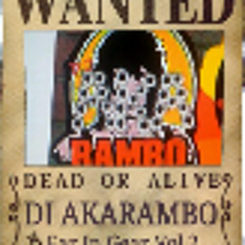 """DJ AKARAMBO 2013 """"Most Wanted"""" 4QUP RECORDINGS Vol 2'"""