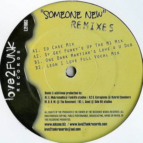 """SWV """"Someone New"""" (One Dark Martian's 'Love For You' Dub)"""