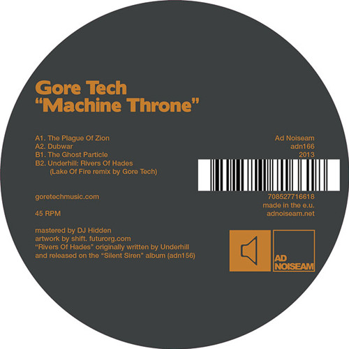 Underhill (D.Rodell, Current Value, Cooh, Martina Astner, Coppa) - River of Hades GORE TECH RMX