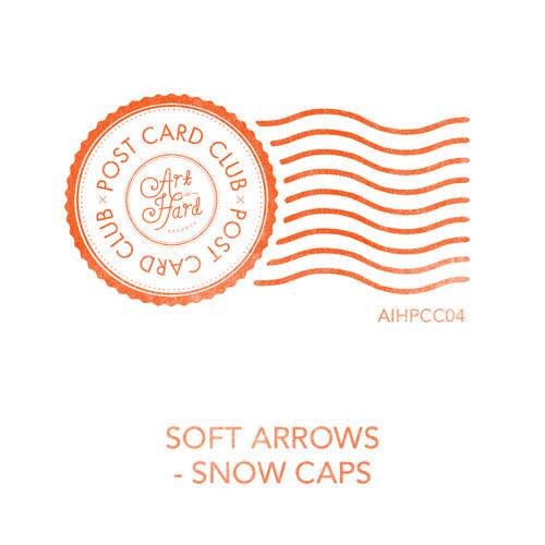 Soft Arrows - Snow Caps