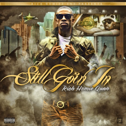 Rich Homie Quan - Differences Prod By B.E Of Stoopid Beatz