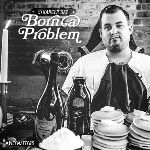 "Stranger Day - ""Born A Problem"" (darklove.remix)"