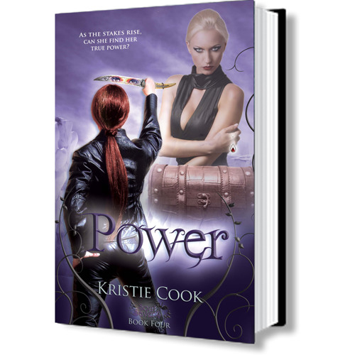 Power by Kristie Cook, Narrated by Erin Mallon