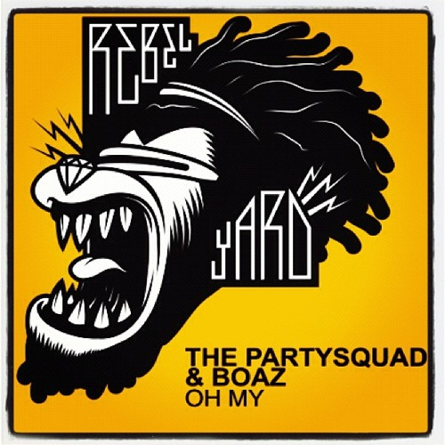 The Partysquad & Boaz van de Beatz - Oh My
