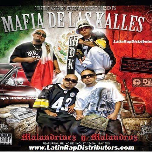 Loko Gallo Feat BlueNoze & MrDemonio /De Mi Barrio Pa Las Calles (Mdk Cirkulo Asesino)