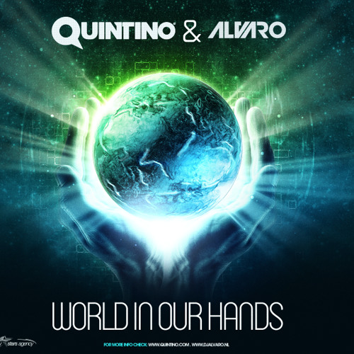 Quintino & Alvaro - world in our hands [Out now]