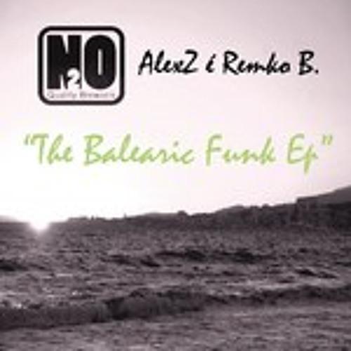 AlexZ & Remko B - The Balearic Funk