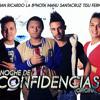 S.Ricardo &Tisu Fernandez Ft La 8ª Nota & Manu Santacruz - Noche De Confidencias (Original Mix)