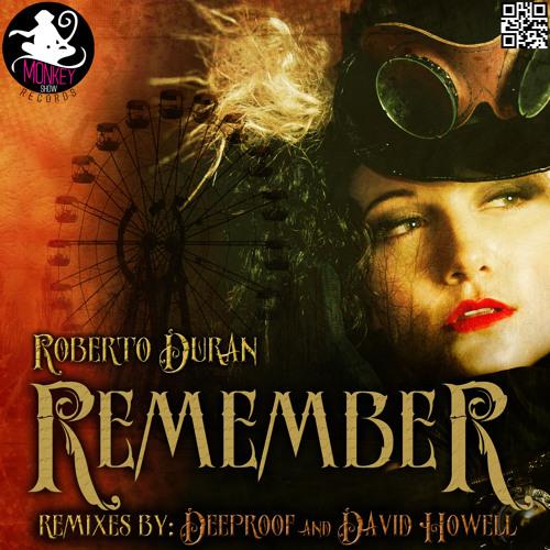 Remember (david howell remix )
