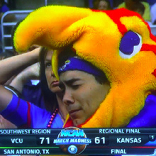 Caller Cries on Air after Kansas loses