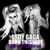 Lady Gaga - Fashion Of His Love (Official Instrumental)