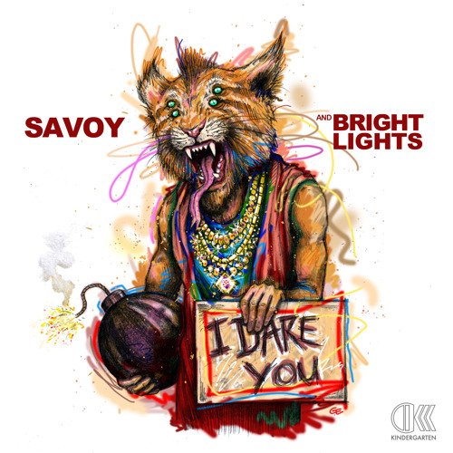 I Dare You by SAVOY & Bright Lights