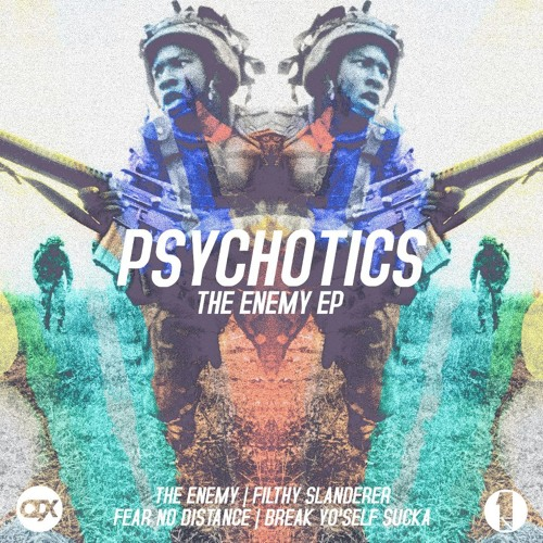 Psychotics - Fear No Distance VIP (CLIP) [Out Now on Room 100 Records **FREE BONUS TRACK**]