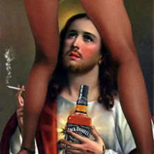 Rack a line for ol' mate Jesus.