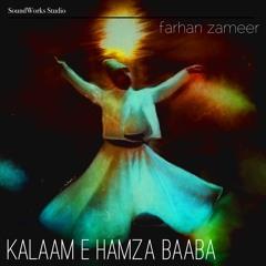 Kalaam é Hamza Baaba (Pashto) - Farhan Zameer