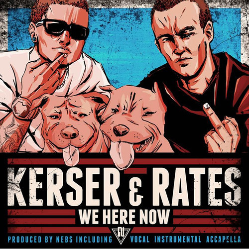 Kerser - We Here Now feat. Rates