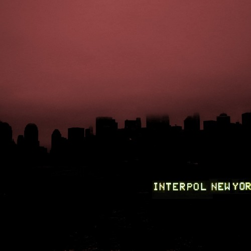 Interpol - NYC [Cover]