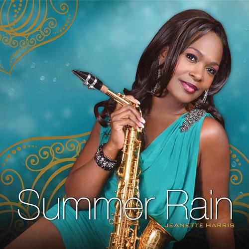 Jeanette Harris : Summer Rain