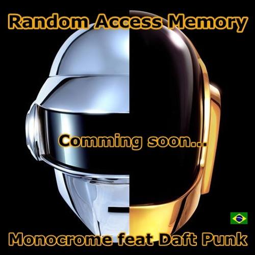 Daft Punk - Get Lucky MONOCROME REMIX
