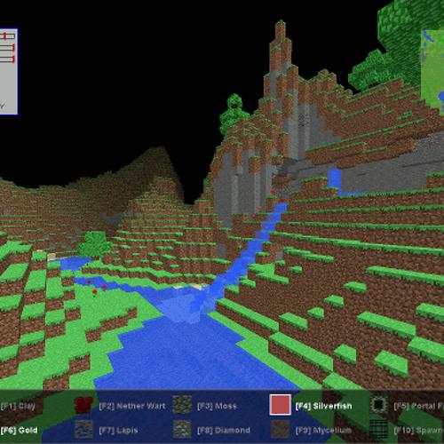 Minecraft Loop