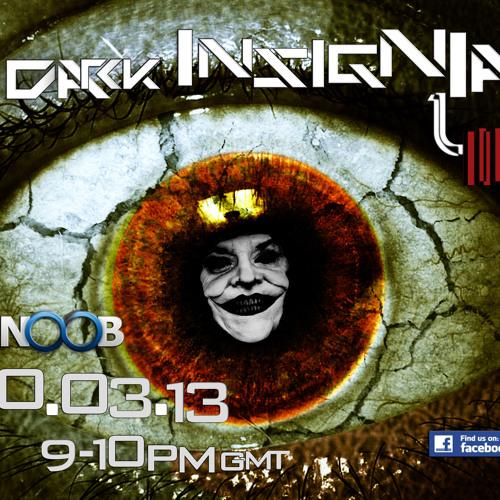 darkINSIGNIA 09 - With L3 - Fnoob Techno Radio - 30.03.2013