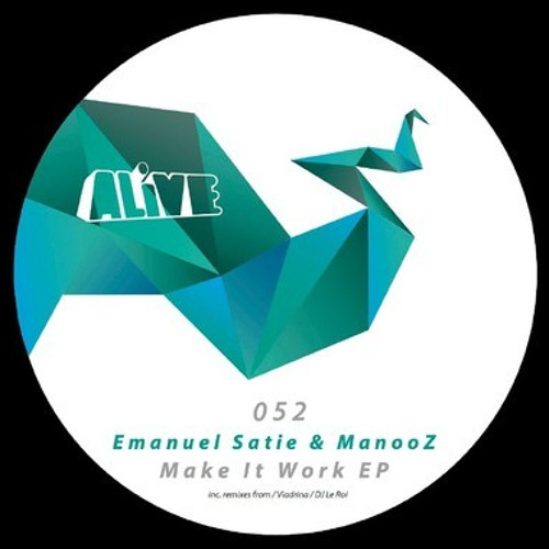 out now:: Emanuel Satie & ManooZ - Be who i be - DJ Le Roi Remix - ALIVE recordings