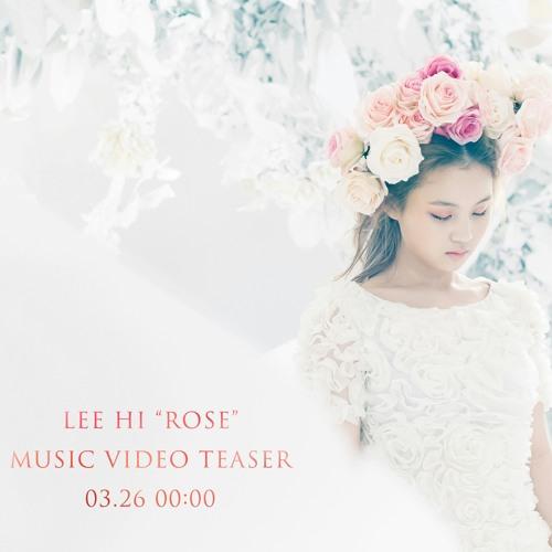 Rose - Lee Hi [ Cover Teaser ]
