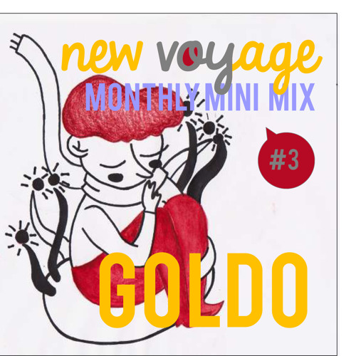 Monthly MiniMix #3 - GOLDO