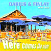 Darius & Finlay Feat. Daz - Here Comes The Night (DJ Anady & Grey Remix Edit)
