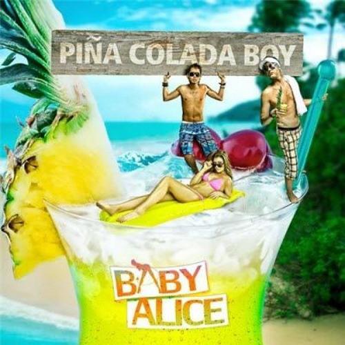 Baby Alice - Pina Colada Boy (Cyanide Bastard Remix) - HandsUpBr