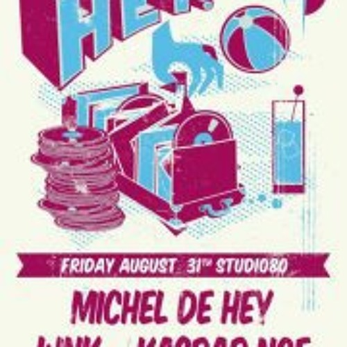 Kaspar Noé @Hey Studio 80 Main Room 31/08/2012