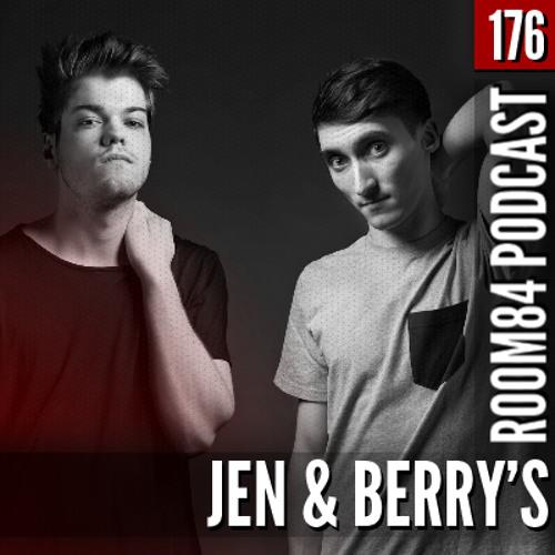 R84 PODCAST176: JEN & BERRY'S