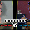 FRIKIRAP - SHARKNESS VS KEYBLADE mp3