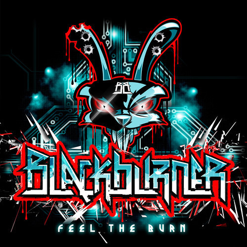 Blackburner - Easter Death Bunny