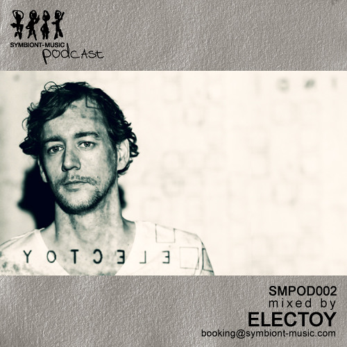 SMPOD002 // symbiont-music podcast #2 selected & mixed by Electoy