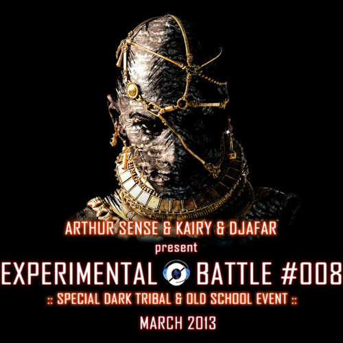 Arthur Sense - Experimental Battle #008 (2hrs Dark Tribal/Old School) [March 2013] on tm-radio.com