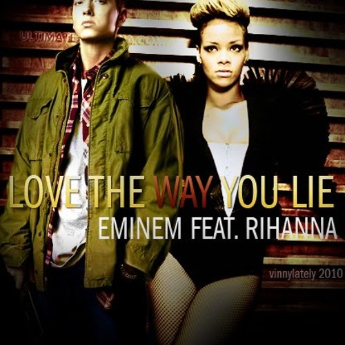 "Eminem ft. Rihanna ""Love the way you lie"" (Metal remix)"