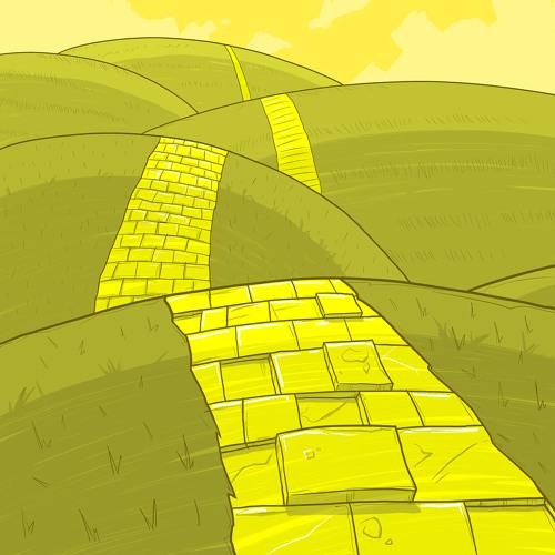 The Mellow Brick Road